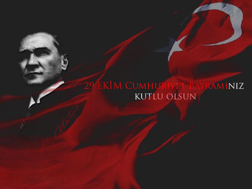 29 Ekim Cumhuriyet Bayramınız kutlu olsun Türk Bayrağı ve Atatürk.jpg