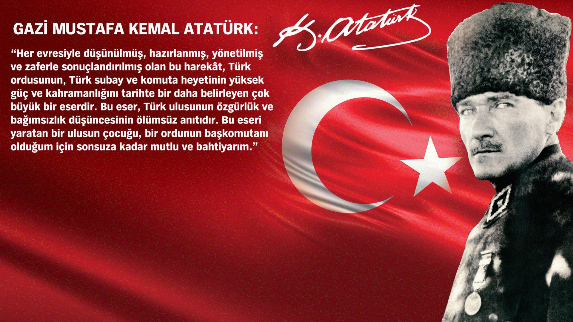 30 Ağustos Zafer Bayramı Atatürk bu konu hakkında sözlerinden biri Türk Bayrağı 161509...jpg