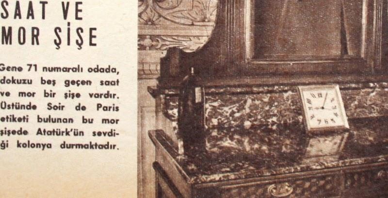 Atatürk ün sevdiği mor şişeli soir de paris parfümü resimi tarihi resim.JPG