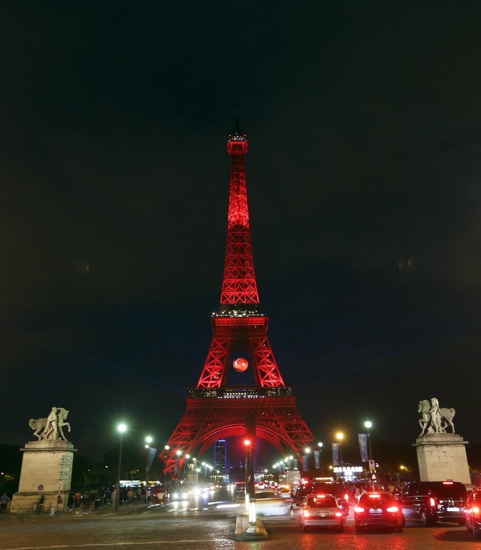 Avrupa futbol şampiyonası 2016 France Fransa Eiffel Tower Eyfel Kulesi Türk Bayrağı Turkish .jpeg