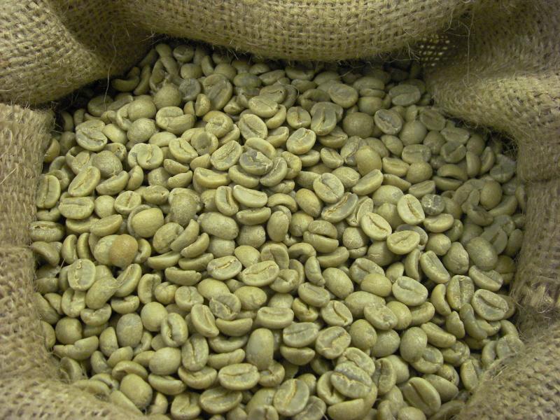 Çiğ Kahve Çekirdeği; Brezilya Arabica green-beans1.jpg