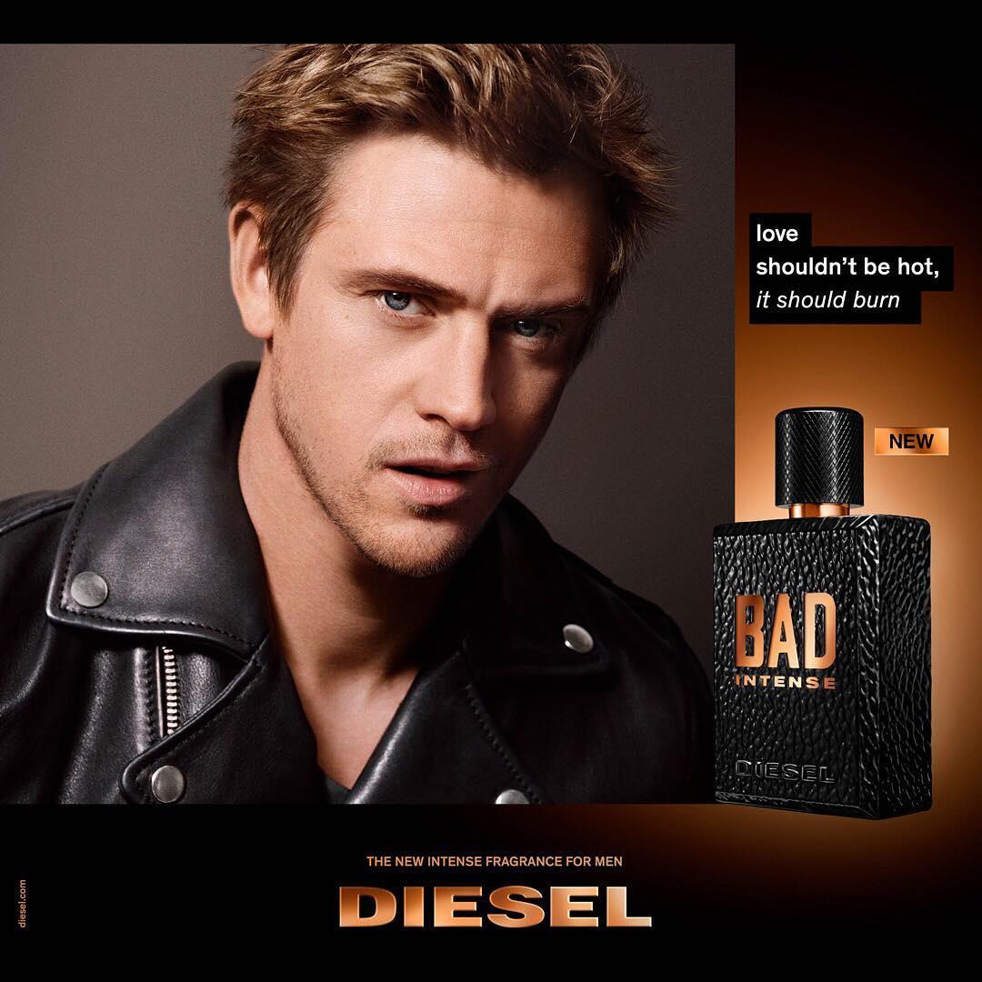 diesel bad intense commercial poster afiş reklam manken erkek o.49178.jpg