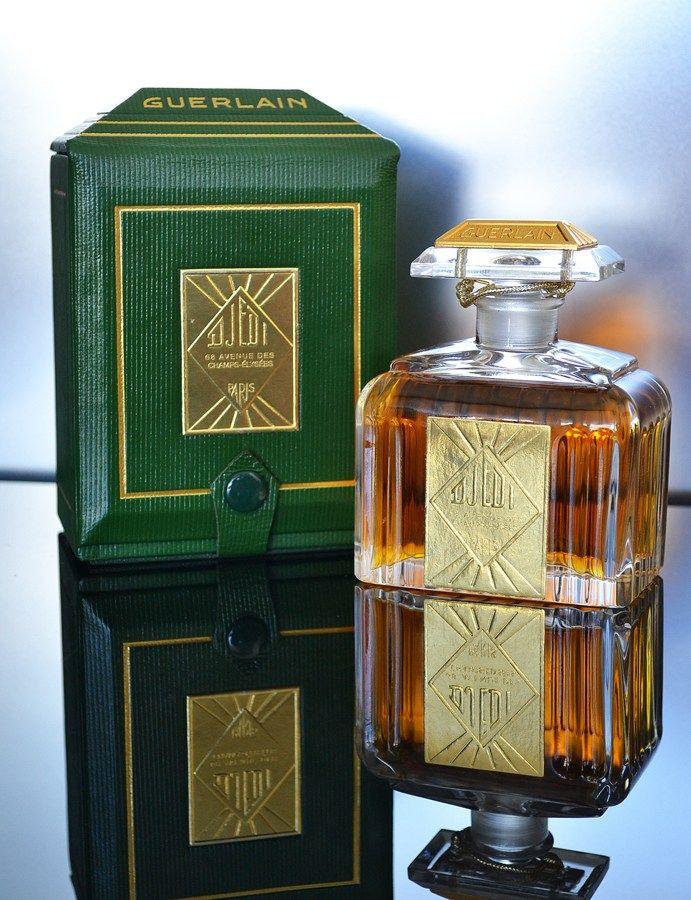 Djedi Guerlain for women 1996 year yılı şişe ikinci üretim yılı 2.jpg