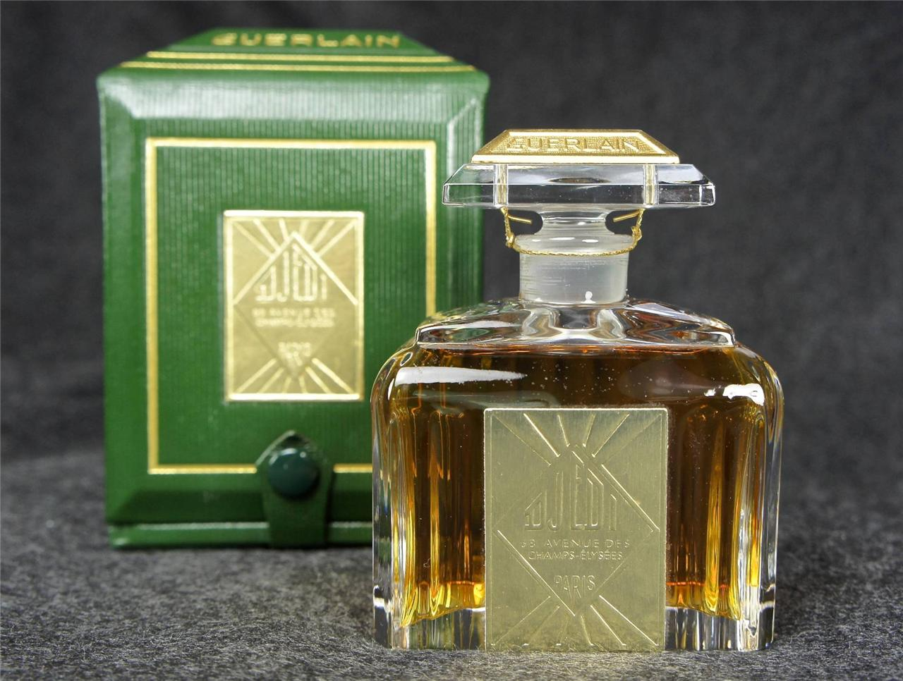 Djedi Guerlain for women 1996 year yılı şişe ikinci üretim yılı 713583950_o.jpg
