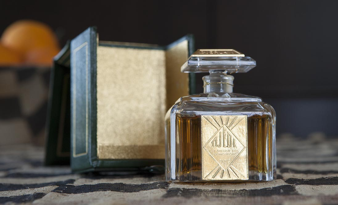 Djedi Guerlain for women 1996 year yılı şişe kutu açılmış halde 14256243946806.jpg