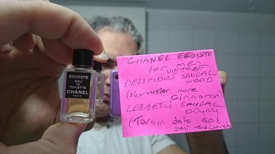 Egoiste Chanel for men baykalbul mini vintage şişe şişe resimi 5ml flaşsız 3.jpg