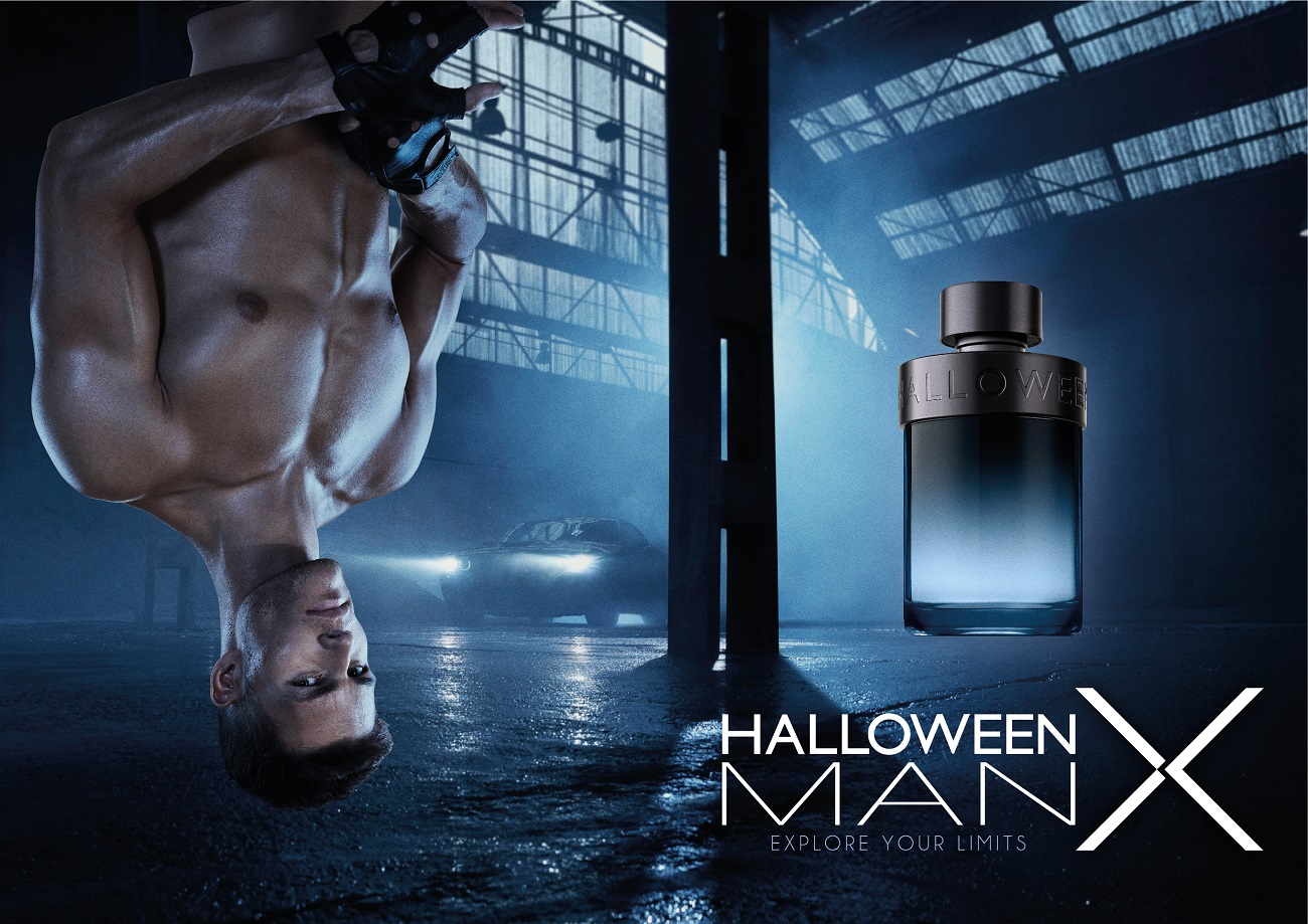 Halloween Man X Halloween for men Commercial Pster Afiş reklam o.59922.jpg