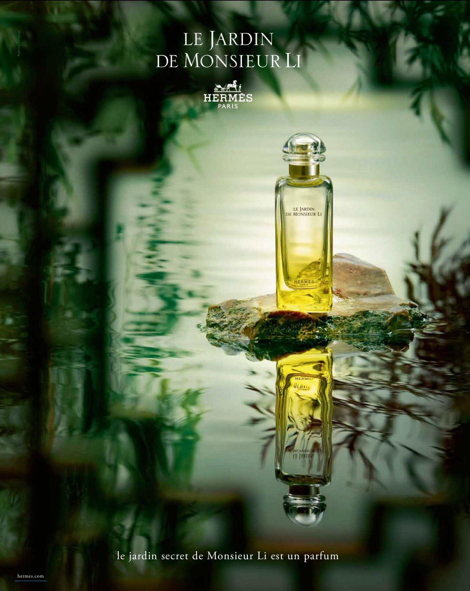 Le Jardin de Monsieur Li Hermès for women and men Commercial Afiş d9b78a77063925ea88ccd512093a...jpg