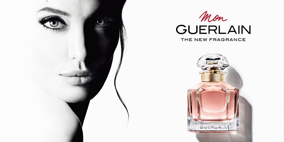 Mon Guerlain Guerlain for women Angelina Jolie rekalm afişi poster commercial main-13.jpg