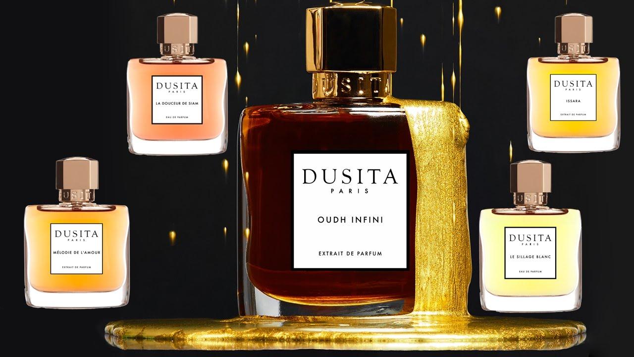 Oudh Infini Parfums Dusita ve flankerlar üstüne altn akıyor Dawn in the sky şiirindeki gib...jpg