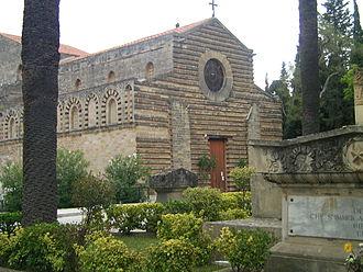 Santo Spirito Kilisesi, Palermo 330px-Vespro22.jpg